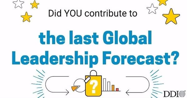 Global Leadership Forecast 2017/2018
