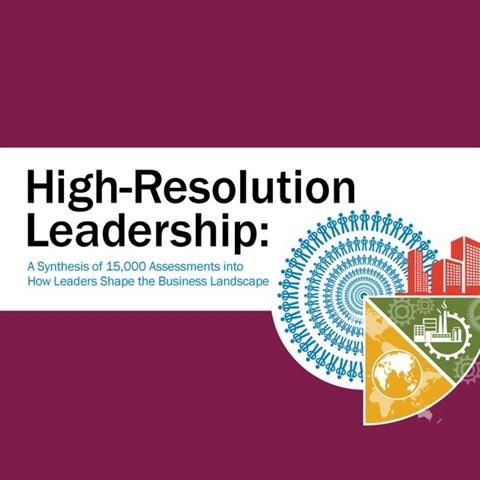 High-Resolution Leadership