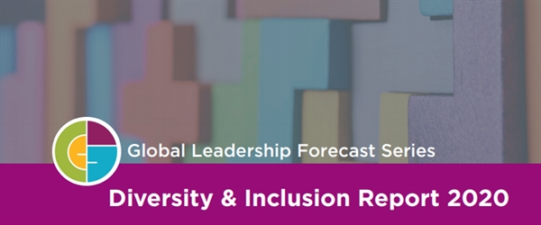 Diversity & Inclusion Report 2020 – DDI Global Leadership Forecast Series