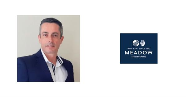 New Chief Executive Officer for Meadow Mushrooms