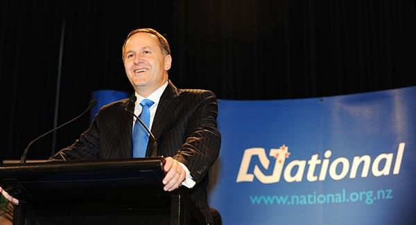 Where next for John Key?